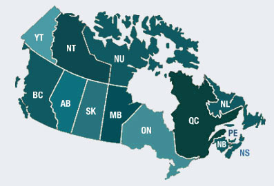 Paralegal Salary in Canada Salaries and Earnings by Province