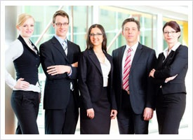 group of paralegals