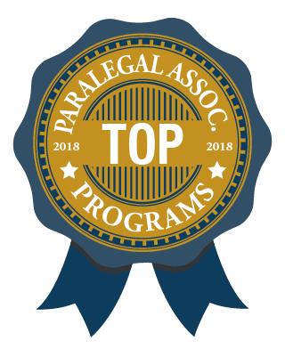top associate's in paralegal studies - best in state