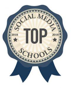 2018 Most Social Media Friendly Paralegal Schools
